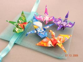 some crane paper options by beadsofcompassion
