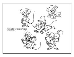 fievel 2 by AlanSchell