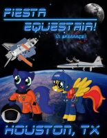 Fiesta Equestria! In spaaaace! by Spaceguy5