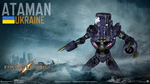 Pacific Rim - Ataman [UA] by WormWoodTheStar
