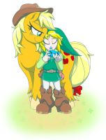 Epona's Song by Tyrranux
