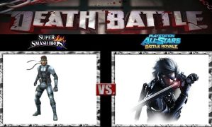 Death Battle Snake vs Radion by Werewolf-Hero