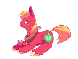 Big Apple Horse by Chiptoony