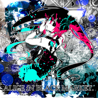 Hatsune Miku - Alice in Black Market by Vocalmaker