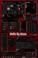 MaRs Themes for windows 7 by bbosa