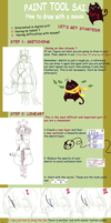 Paint tool SAI tutorial for mouseusers P1 by UltraCat7724