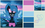 CLOSED|MLP Blue Sky Palette Auction by ShadowDash1356
