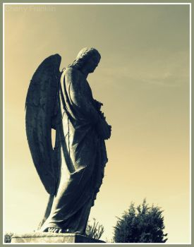 Guardian Angel by Cherry-Cheese-Cake