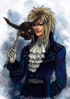 The Goblin King by Syney