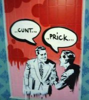 cunt prick by kone1972