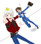 :aph:  Hurry Up by Lithjaz