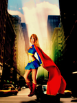 Supergirl: Edit by atpinball
