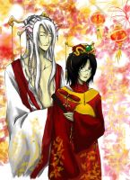 Chinese New Year by Monii--Chan