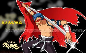 KAMINA - ohs yes by clingwrap