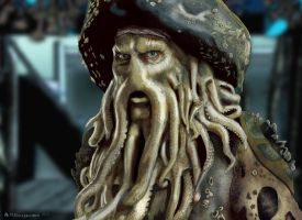 Davy Jones by Swashbookler