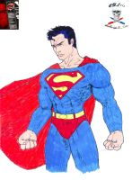 Superman colab by CDL113