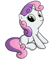 Sweetie Belle is best CMC coloured by Pavagat