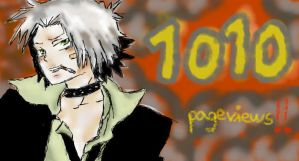 1010 pageviews by Sandrichan