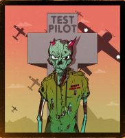 Test Pilot by nishma