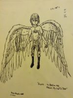 Angels To Bekon by flamequil