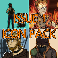 FTL: Issue 1 Icon Pack by LochCamaen