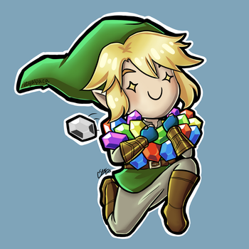 All the Rupees! by TiniTokki