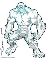 Beast by ToddNauck