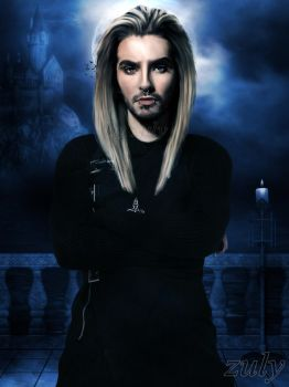 Bill Kaulitz- Darkness by Zuly86
