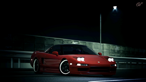 Acura NSX by StrayShadows