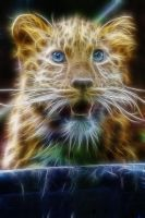 Baby Blues Fractalius by KarmeticPeace