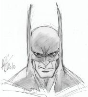 batman face pencils by scarecrowhassan