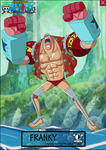 Franky -New World Version- by pein444