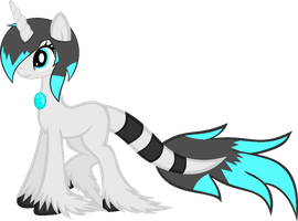 My first Zenyu Pony Diamond Bright by LR-Studios
