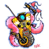 Burlesque Claptrap by edbot5000