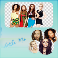 Little Mix PNG Pack by dilaygomez