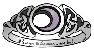 I Love You to the Moon... by Whispered-Time