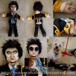 Henry Mallet Doll by RohanElf