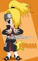 Naruto Collection: Deidara by SkyeGuardian