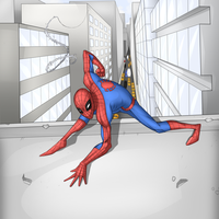 +Spidey+ by MathiasTemplar