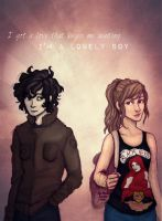 Lonely Boy by FlameFireheart