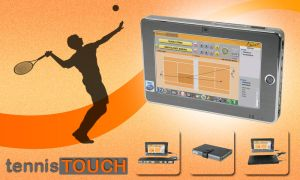 tennisTOUCH wallpaper by Player-Designer