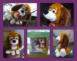 Limited Edition Video And Plush Copper by DoloAndElectrik