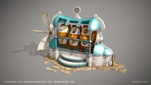 Spinner machine by ogami3d