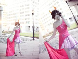 Miss Maryam - Homestuck by Mostflogged