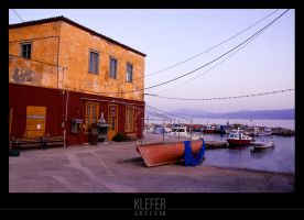greek morning by klefer