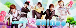 SHINee 2 by wolffit