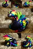 Bazzalth - Dragon Statue - SOLD by SonsationalCreations