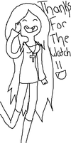 Thanks For The Watch~! by AT-Marceline