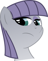 Maud Pie Anti-Smeel by JackSpade2012