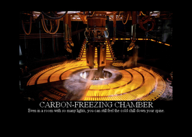Carbon-Freezing Chamber by Winter-Phantom